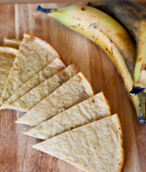 plantain-flatbread